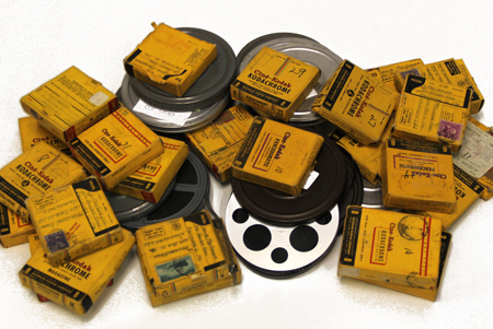 8mm film to be transferred to dvd